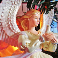 The Christmas Angel of Marfa, TX